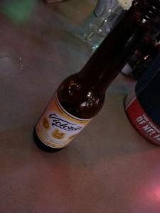 Victoria Beer Bottle