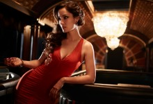 Severine the bond…James Bond (aka – luckiest SOB alive)